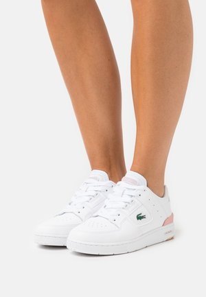 COURT CAGE  - Trainers - white/light pink