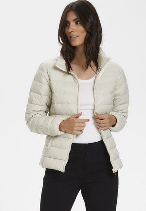 Down jacket - dark white