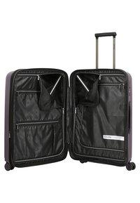 Titan - LOOPING  - Wheeled suitcase - purple - 4