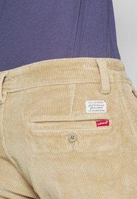 Levi's® - STD II - Spodnie materiałowe - sand/beige - 4