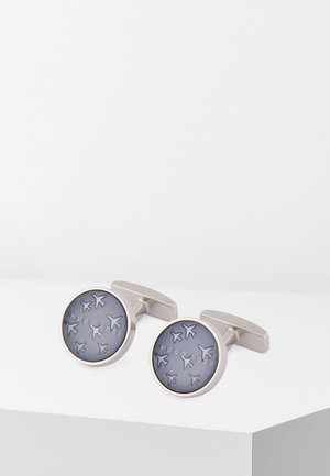 TRAVELLER - Cufflinks - blue