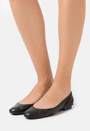 ELASTIC - Ballet pumps - black