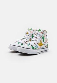 Converse - CHUCK TAYLOR ALL STAR UNISEX - Zapatillas altas - white/multicolor/black - 1