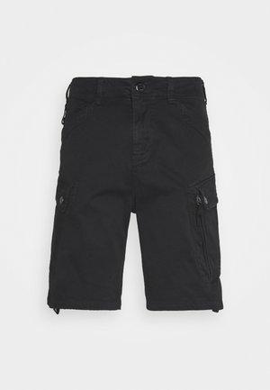 ROXIC - Cargo trousers - black