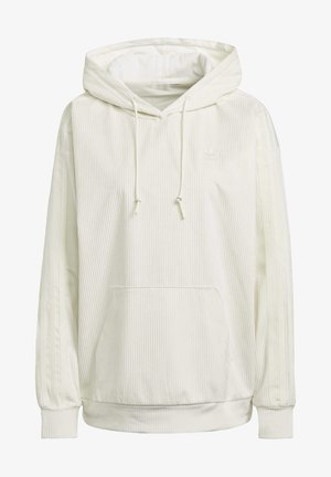 SPORTS INSPIRED HOODED SWEAT - Bluza z kapturem - owhite