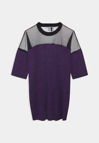 The Ragged Priest - TINSE DRESS - Day dress - purple/black - 1