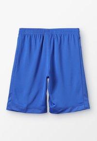 Nike Performance - DRY ACADEMY SHORT  - Pantalón corto de deporte - game royal/white - 1