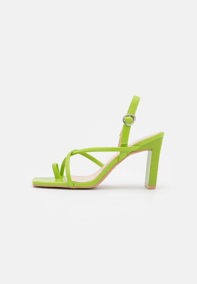 MONA - Sandaler - green