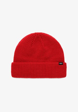 BY CORE BASICS BEANIE BOYS - Czapka - chili pepper