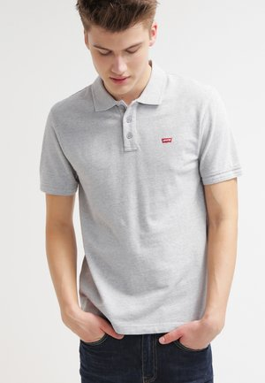HOUSEMARK - Polo - heather grey