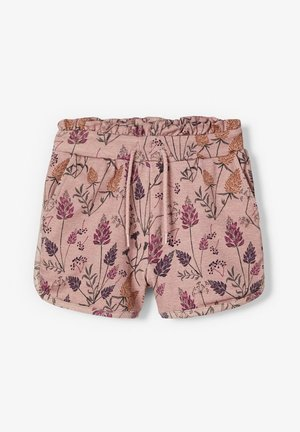 BLUMENPRINT - Shorts - deauville mauve