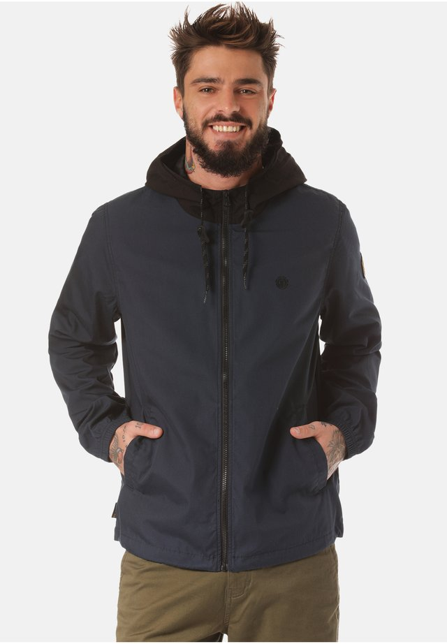 ALDER  - Outdoor jacket - blue