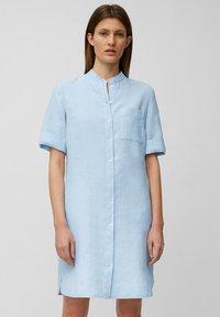 Marc O'Polo - Shirt dress - sunny sky - 0