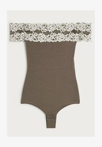 Intimissimi - PRETTY  - Body - grün -i - agave green/ivory