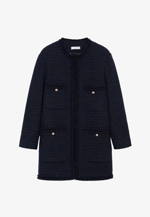 CAIRO - Short coat - dark navy