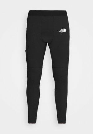 WINTER WARM - Leggings - black