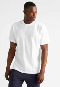 Schiesser - AMERICAN 2PACK - Undershirt - white - 2