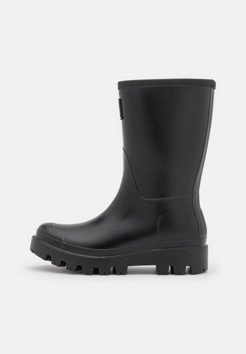 RAIN BOOT - Gummistøvler - nero
