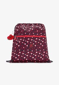 Kipling - SUPERTABOO - Drawstring sports bag - heart festival - 0