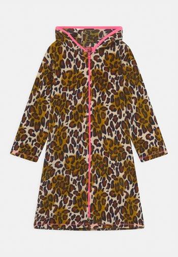 GIRLS BATHROBE  - Dressing gown - brown