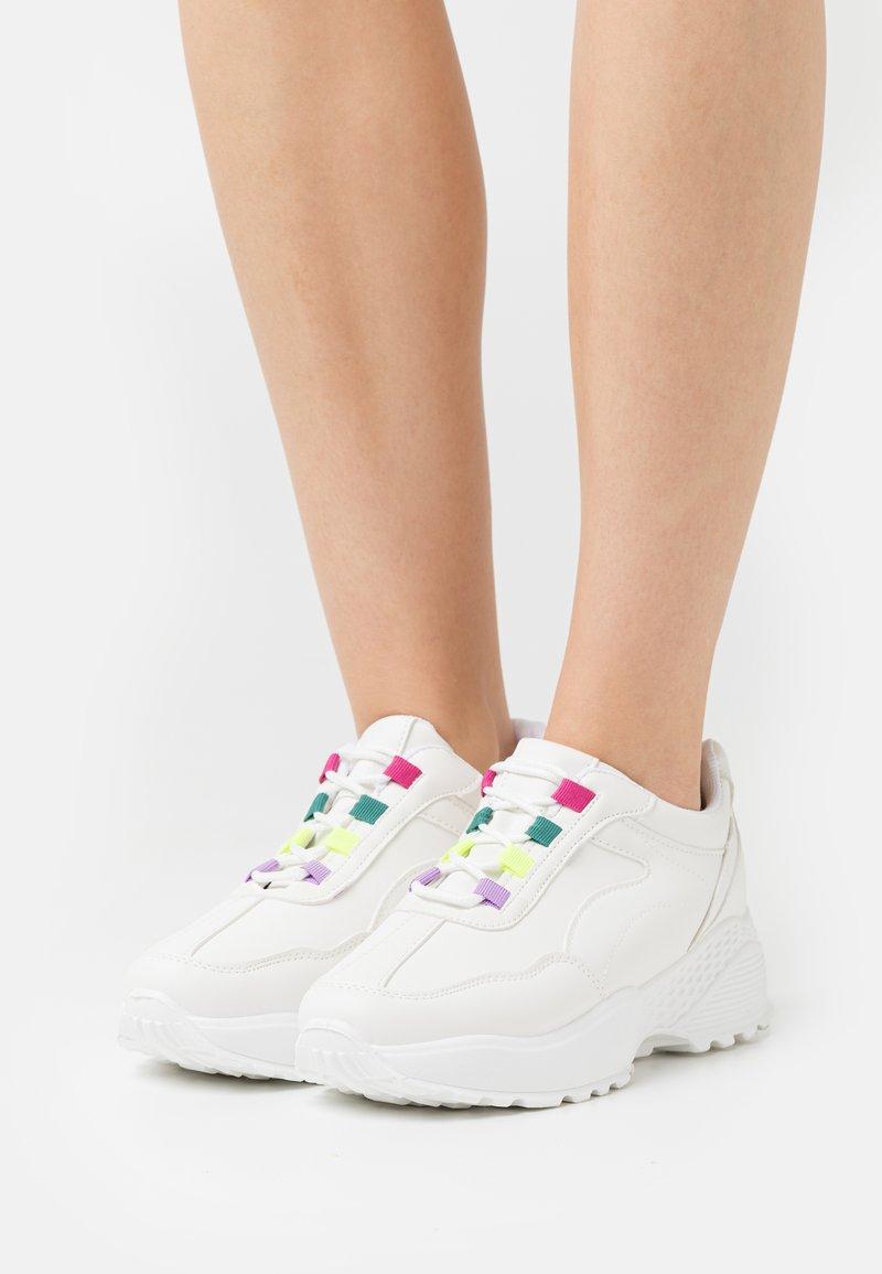 Koi Footwear - VEGAN MEMBRANE - Trainers - white