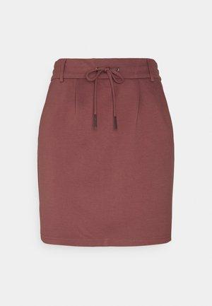 ONLPOPTRASH LIFE EASY  - Mini skirt - apple butter