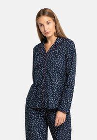 Seidensticker - Pyjama - blau - 0