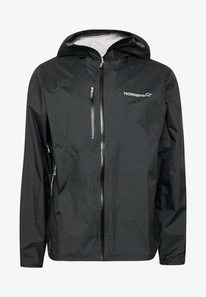 BITIHORN JACKET - Outdoorjas - caviar
