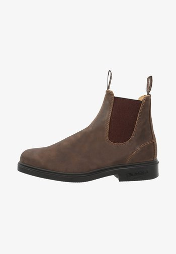 1308 DRESS SERIES - Classic ankle boots - brown