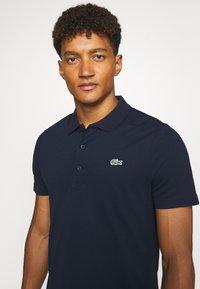 Lacoste Sport - CLASSIC KURZARM - Polo shirt - navy blue - 4