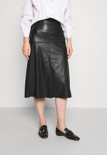 CARIOCA - Pencil skirt - nero