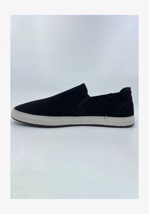 SAMUEL - Loafers - black