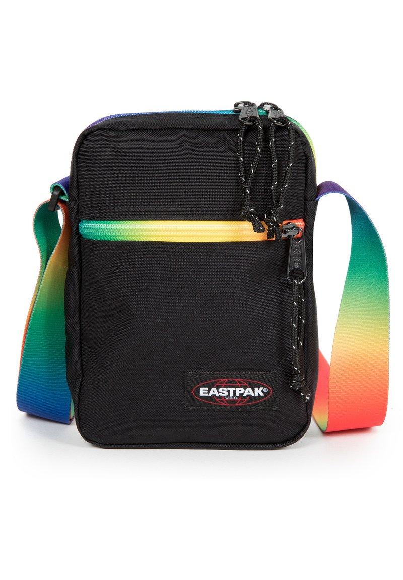 Eastpak - THE ONE - Across body bag - rainbow dark
