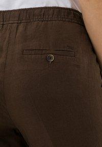 BRAX - Trousers - coffee - 4