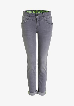 THE NEWPORT - Slim fit jeans - grey denim