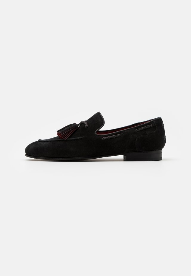 MARTINI NEW TASSLE - Slippers - black