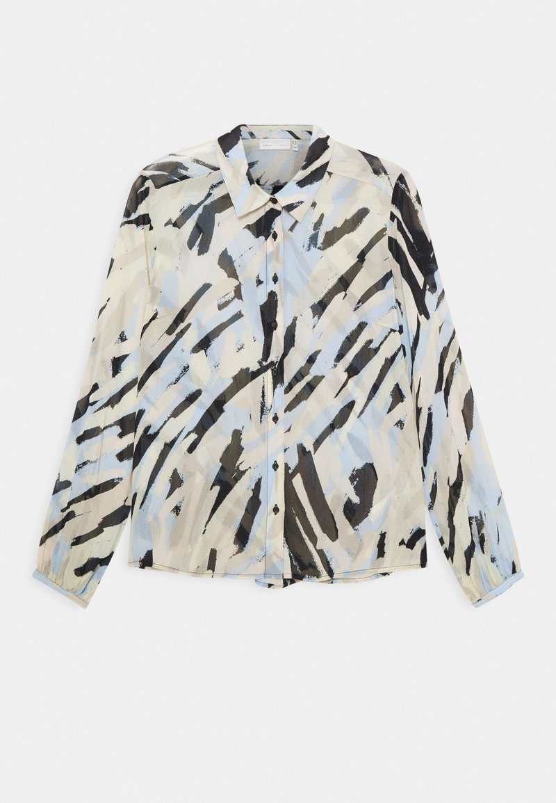 InWear - FLORIZZA - Button-down blouse - pastel strokes