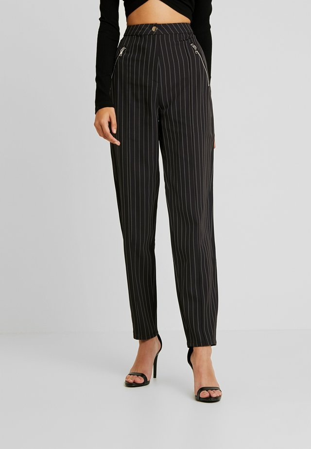 CLUELESS PANT - Trousers - black