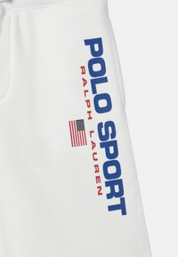 Polo Ralph Lauren - BOTTOMS - Tracksuit bottoms - white - 2