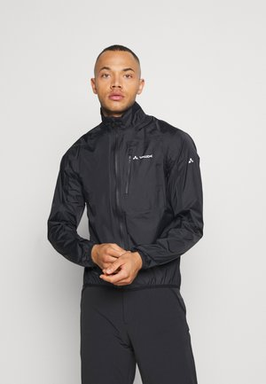 DROP JACKET III - Waterproof jacket - black uni