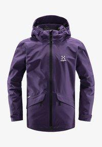 Haglöfs - MILA - Hardshell jacket - purple rain - 5