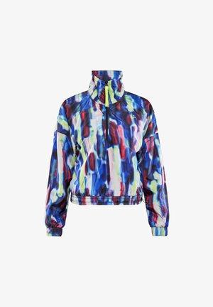 Fleece jumper - multi-coloured