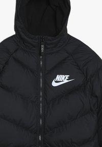 Nike Sportswear - Winter jacket - black/white - 2