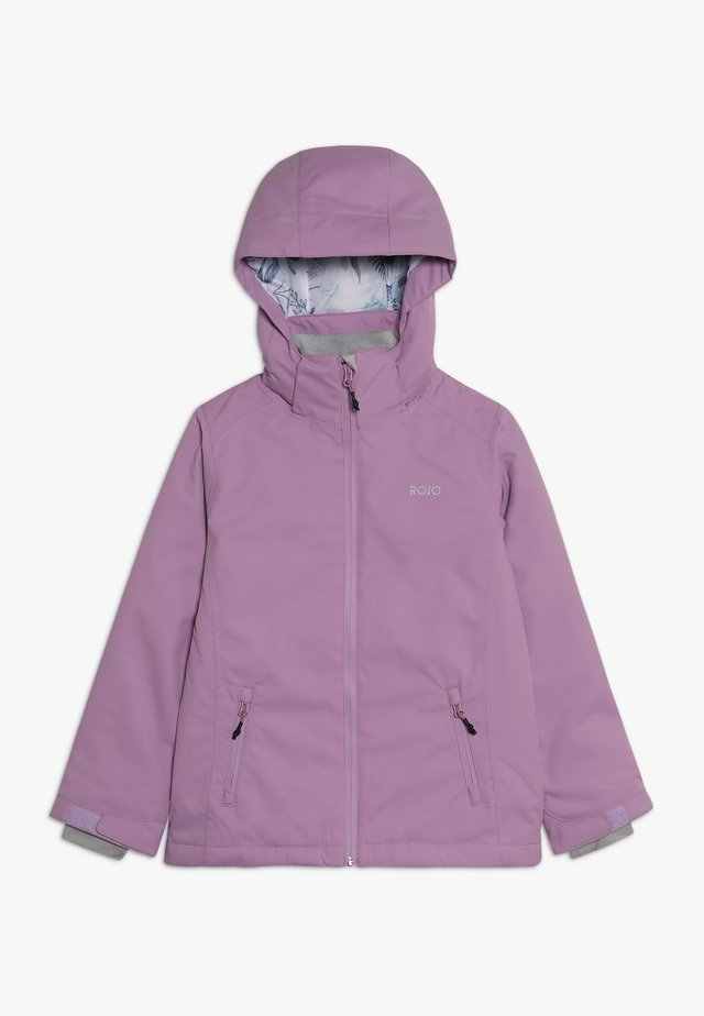 MAISEY JACKET - Giacca da snowboard - smokey grape