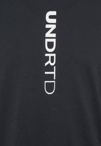 Under Armour - CURRY HEAVYWEIGHT TEE - Sports shirt - black - 6