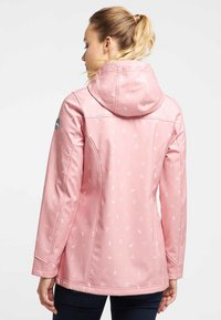 Schmuddelwedda - Impermeable - light pink - 2