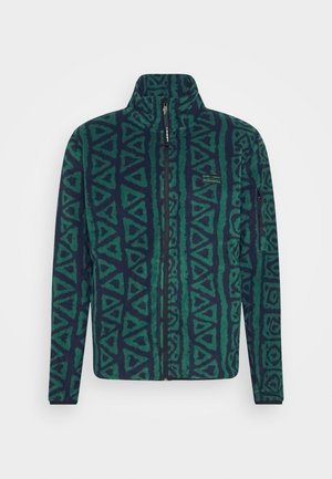 SOUND WAVES - Fleece jacket - navy blazer