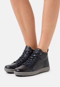 Jana - Sneakers alte - navy - 0