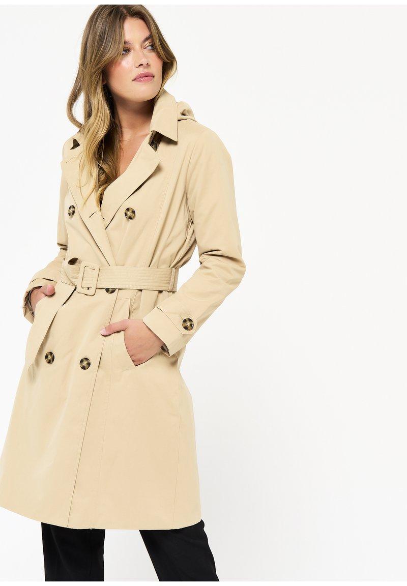 LolaLiza - Trenchcoat - beige