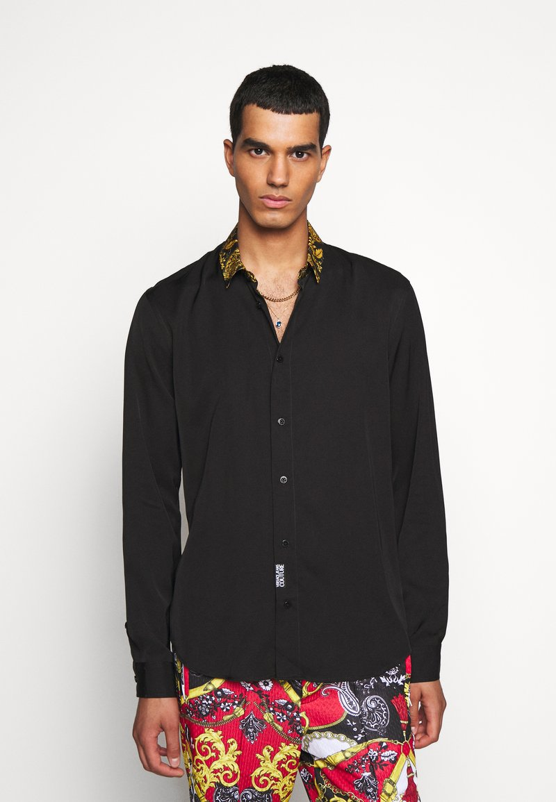 Versace Jeans Couture - BRISCOLA - Shirt - nero